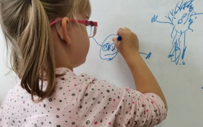 Grafomotorika a její vývoj
